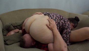 Loving anal penetration