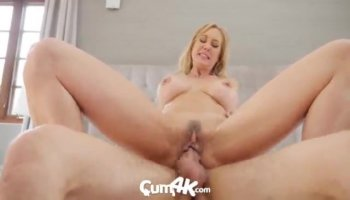 Anal solo action